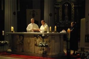 Fr Eoin and Fr Pat